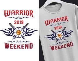#41 for Warrior Weekend by divisionjoy5