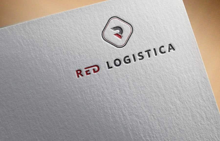 Penyertaan Peraduan #118 untuk Company logo Red Logística