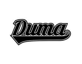 "#88 para ""DUMA"" tail clothing design por anubegum"