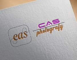 #17 for logo de CAS o CAS photofrafy en marca de agua para fotos by alomgirbd001