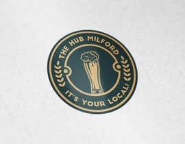 Nro 27 kilpailuun local pub/bar logo käyttäjältä IrinaIsk