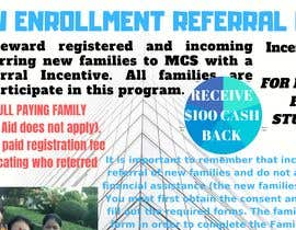 #9 para Enrollment Referral Program por marakmat