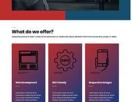 #46 для Landingpage for webdesign agency от Wilburlepcha