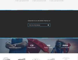 #59 для Landingpage for webdesign agency от Mejba2004