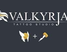 Nro 12 kilpailuun Logo Tattoo Studio käyttäjältä jacopovise