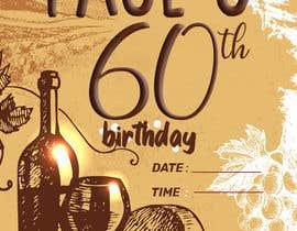Nro 30 kilpailuun Invitation Template for Birthday Party käyttäjältä arhilass96