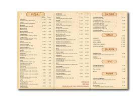 Nro 10 kilpailuun flyer for restaurant käyttäjältä creativepluscomb