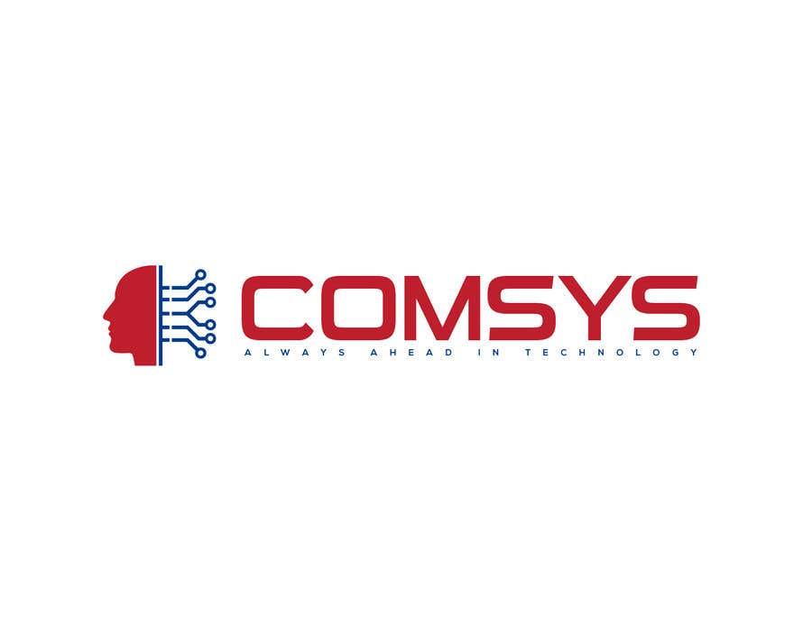 Konkurrenceindlæg #55 for Logo for COMSYS
