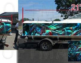 #4 для Design Boat Wrap / Graphics от unsoftmanbox