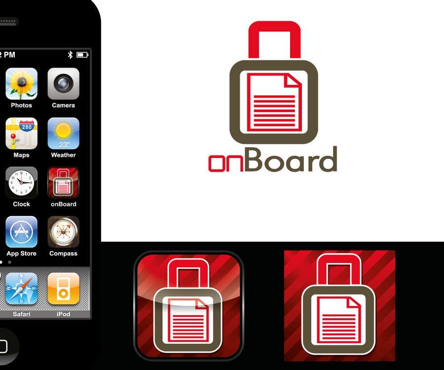 Inscrição nº 51 do Concurso para Logo Design for New iOS Business App