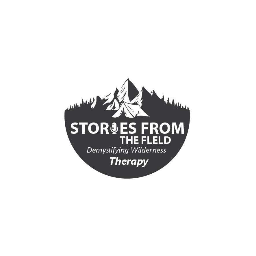 Konkurrenceindlæg #380 for design a logo for podcast Stories from the field: Demystifying Wilderness Therapy