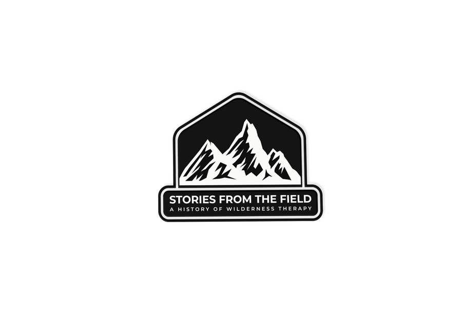 Konkurrenceindlæg #195 for design a logo for podcast Stories from the field: Demystifying Wilderness Therapy