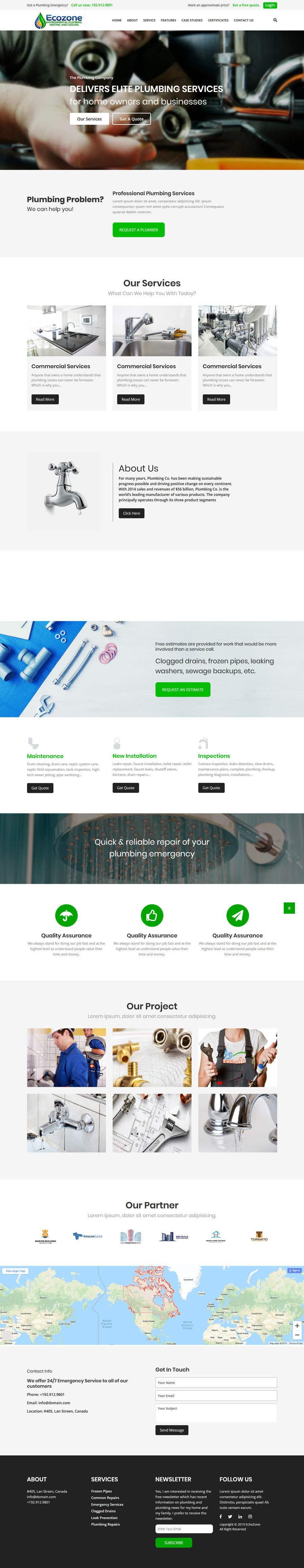 Конкурсная заявка №12 для Design Scale-able Wordpress MultiSite Setup