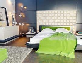 Nro 107 kilpailuun Master Bedroom & Dressing käyttäjältä deybonna