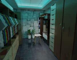Nro 100 kilpailuun Master Bedroom & Dressing käyttäjältä Sanjaysg1990