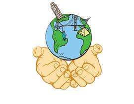 #17 untuk One Earth water bottle oleh alexandrsur