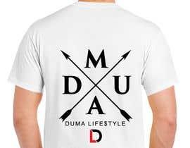 """#67 cho """"DUMA"""" bullet clothing design bởi hossaingpix"""