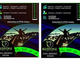 #20 para Bespoke Nutrition  Label Packaging Design por neharasheed876