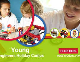 #8 for Banner for kids summer camps af jamilajhuma