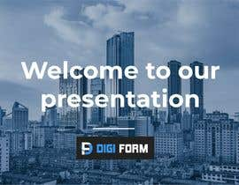 #40 untuk Create a PowerPoint presentation template for our company oleh kkkchung