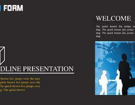 #31 untuk Create a PowerPoint presentation template for our company oleh sumon4asad44