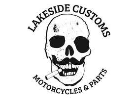 #10 cho Logo for custombike workshop bởi smitadebsl