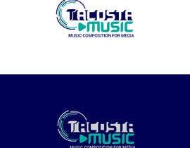 presti81 tarafından Creación de logo corporativo, empresa de servicios/producción musical, en inglés. için no 46