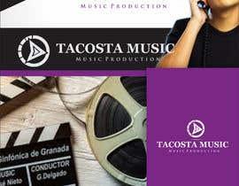 nataliajaime tarafından Creación de logo corporativo, empresa de servicios/producción musical, en inglés. için no 32