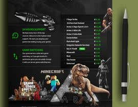 COSTINTUDOR tarafından Servon Games Flyer için no 5