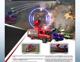 dreamworld092016 tarafından Servon Games Flyer için no 3