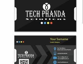 #1 for Design Presentation Templates and Business Card for new technology company af nazma1996
