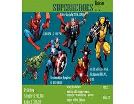 #9 for I need someone to create flyer very attractive to the public. The flyer is about the superheroes  - 19/06/2019 16:04 EDT af muhhammadzaber