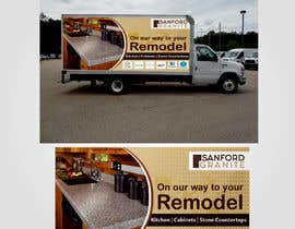 #24 para Vehicle Wrap Design for Kitchen Remodel por designready10