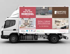 #32 para Vehicle Wrap Design for Kitchen Remodel por Sipofart