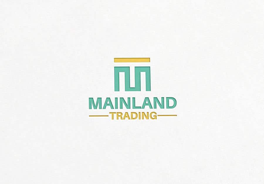 Penyertaan Peraduan #165 untuk Logo for new venture - A commodity trading business