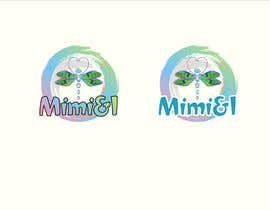 """#62 for Logo for Children's clothing brand.  It is called """"Mimi & I"""" I'd like it to be a fancy/pretty logo af dulhanindi"""
