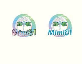 "#62 untuk Logo for Children's clothing brand.  It is called ""Mimi & I"" I'd like it to be a fancy/pretty logo oleh dulhanindi"