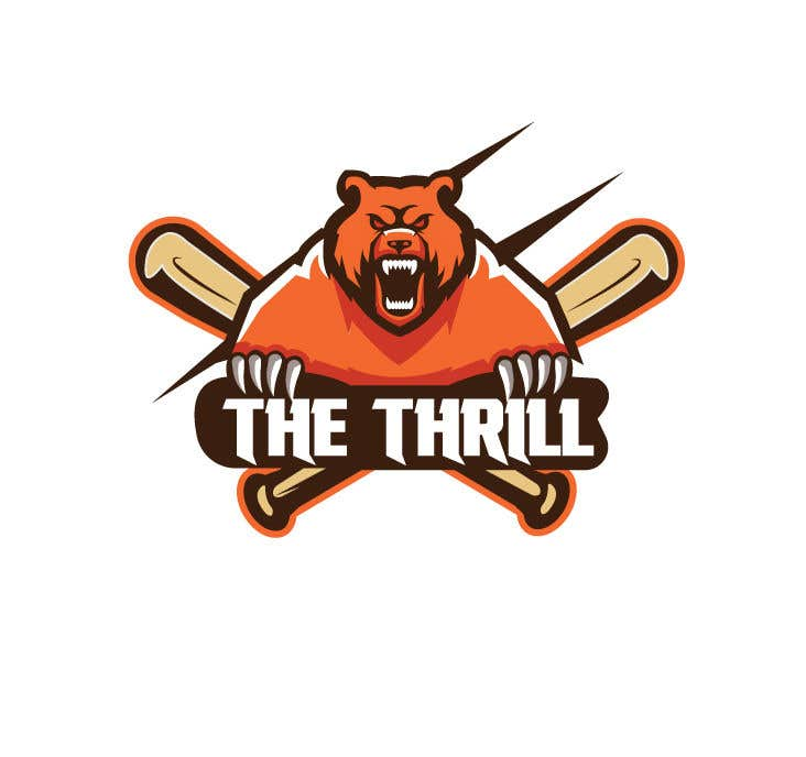 Penyertaan Peraduan #84 untuk Baseball Team Logo - 19/06/2019 23:02 EDT