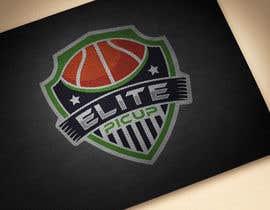 AR1069 tarafından Elite pickup basketball league logo için no 358