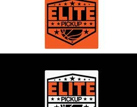graphicworld24 tarafından Elite pickup basketball league logo için no 362
