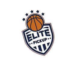 Proshantomax tarafından Elite pickup basketball league logo için no 366