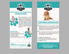 #87 για Design a Flyer for dog grooming business από creativetyIdea