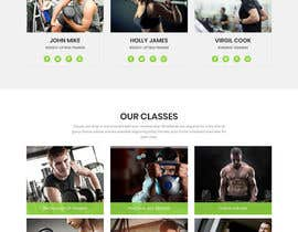 #18 for Redesign Fitness7xL.com by akterfr