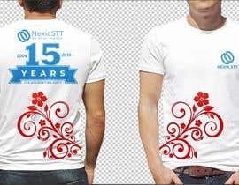 Nro 58 kilpailuun Design T-shirt both side käyttäjältä Nazmabd12