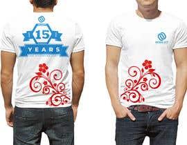 Nro 59 kilpailuun Design T-shirt both side käyttäjältä Nazmabd12