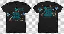 Graphic Design Конкурсная работа №22 для Design T-shirt both side