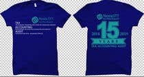 Graphic Design Конкурсная работа №33 для Design T-shirt both side