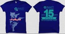 Graphic Design Конкурсная работа №43 для Design T-shirt both side
