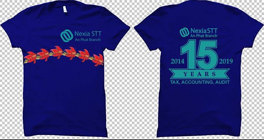 Конкурсная заявка №56 для Design T-shirt both side