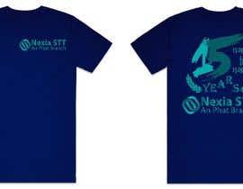 Nro 36 kilpailuun Design T-shirt both side käyttäjältä noyonarnk